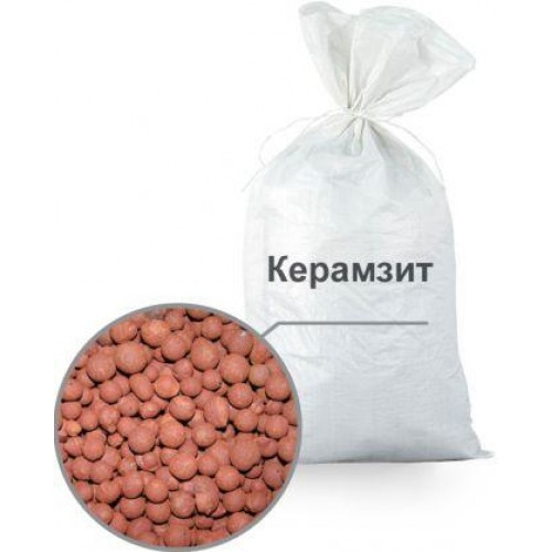 Керамзит фр.10-20 (мешок), 0.02м3, фото