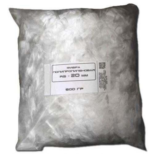 Фиброволокно для бетона 0.6кг, фото