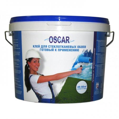 Клей для стеклообоев -  Oscar 10 кг, фото