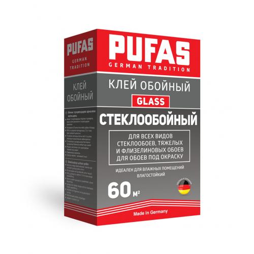 Фото - Обойный клей Pufas Стеклообойный 500гр